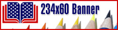 American School Safety Directory 234x60 banner ad.
